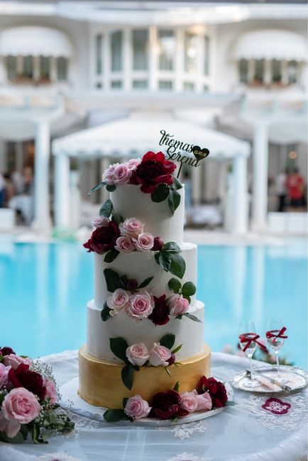 Tema fiori - Bordeaux & Rosa 3