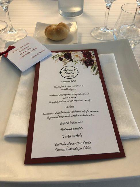 Tema fiori - Bordeaux & Rosa 5