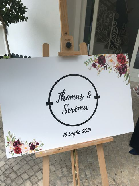 Tema fiori - Bordeaux & Rosa 7