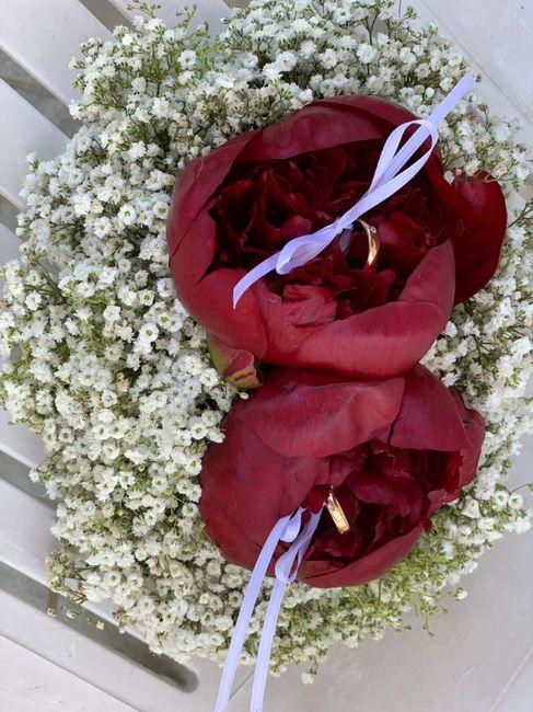 Tema fiori - Bordeaux & Rosa 8