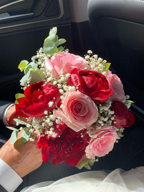Tema fiori - Bordeaux & Rosa 12