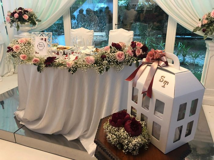 Tema fiori - Bordeaux & Rosa 15