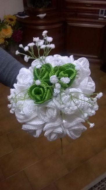 Matrimonio Tema Verde : Bozza bouquet tema verde fai da te forum matrimonio