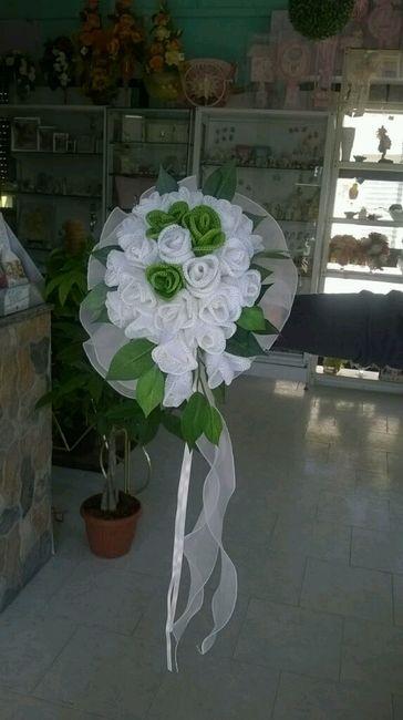 Bouquet Sposa Uncinetto Tutorial.Bouquet All Uncinetto Piu Bello Di Come Lo Immaginavo Fai Da