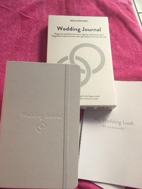 Agenda organizzazione matrimonio 1