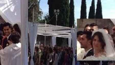 Matrimonio katia ancelotti - 1