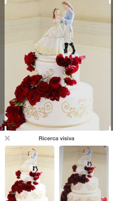 Matrimonio Tema Bella E La Bestia : Cake topper bella e la bestia organizzazione matrimonio