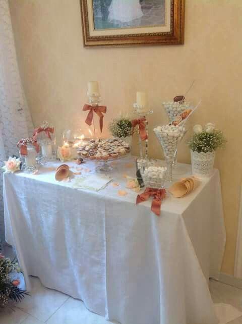 Tavolo da sposa xw64 regardsdefemmes - Allestimento casa della sposa ...