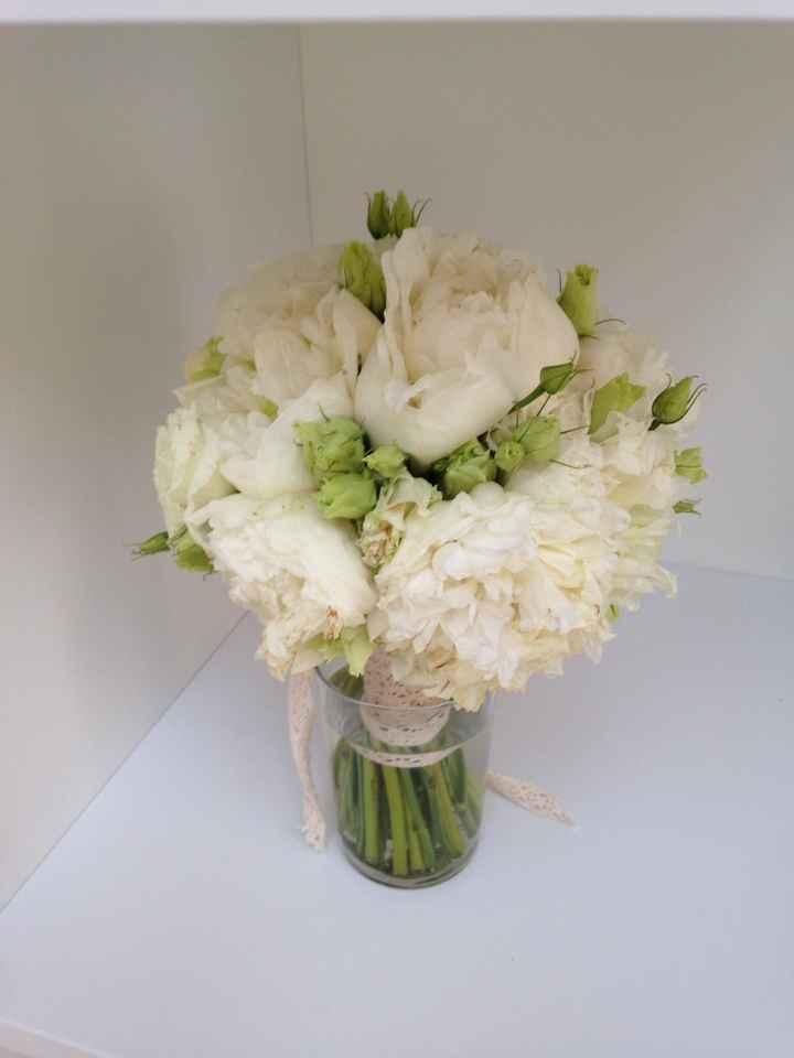Bouquet di peonie - 1