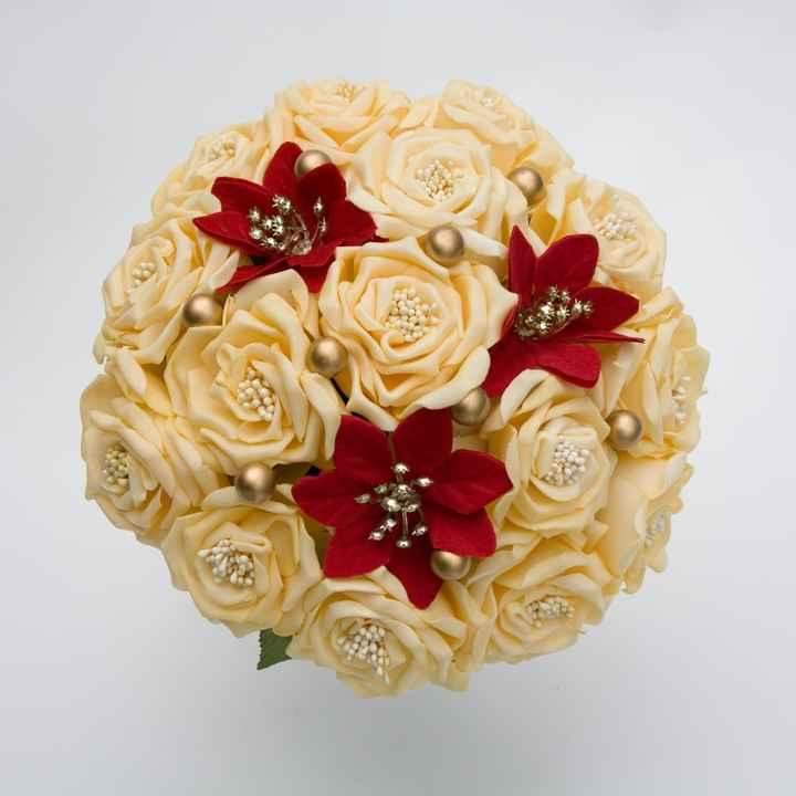Rose bianche e Stelle rosse