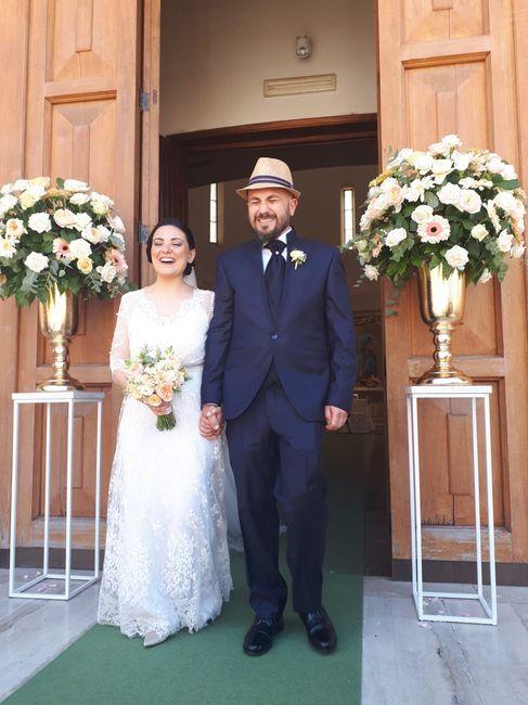 pi e ci siamo sposati !❤️ - 3