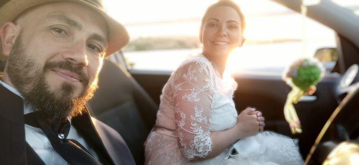 pi e ci siamo sposati !❤️ - 5
