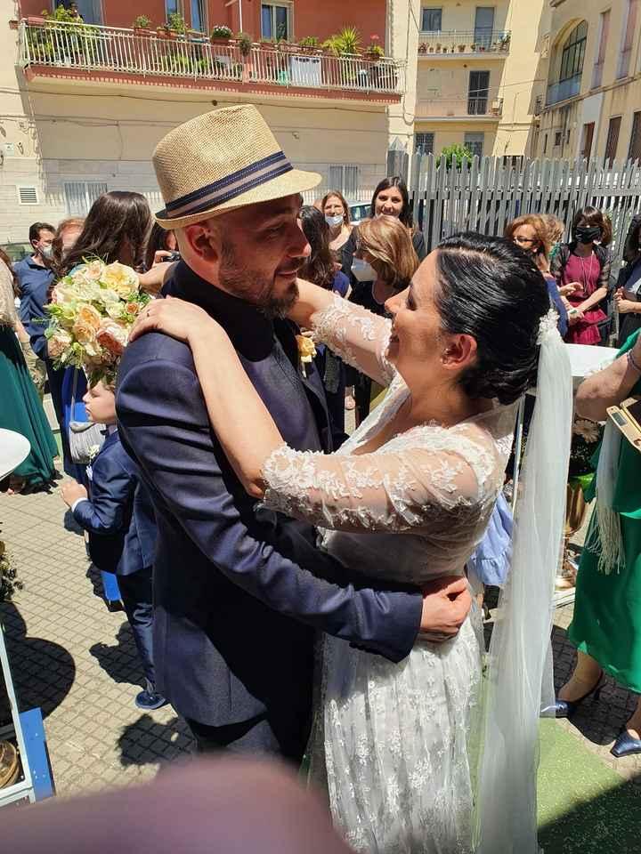 Sposi fine maggio - 2