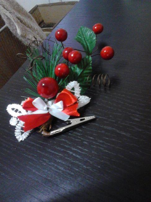 Segnaposto Per Matrimonio Natalizio : Cosa ne pensate dei miei segnaposto a tema natalizio? fai da te