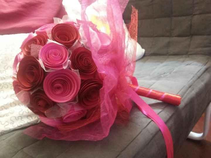 Completa il tuo look sposa - il bouquet - 1