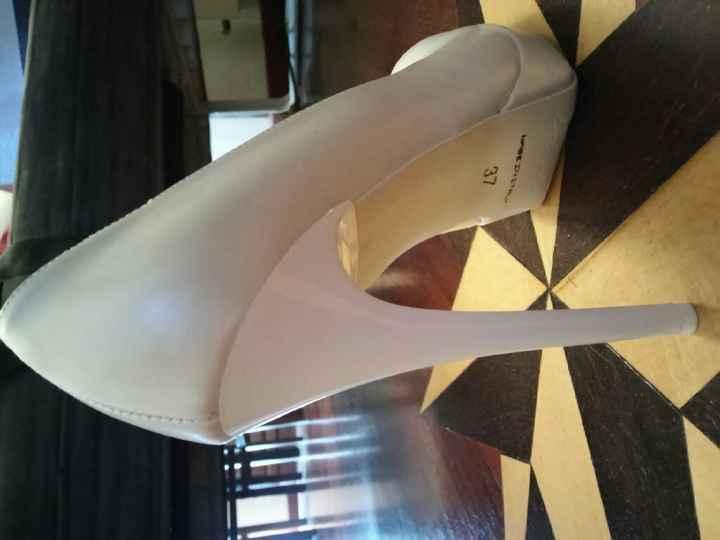 Le vostre scarpe da sposa - 1