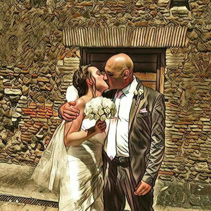 Sposi, felici e un po' nostalgici ❤ - 1