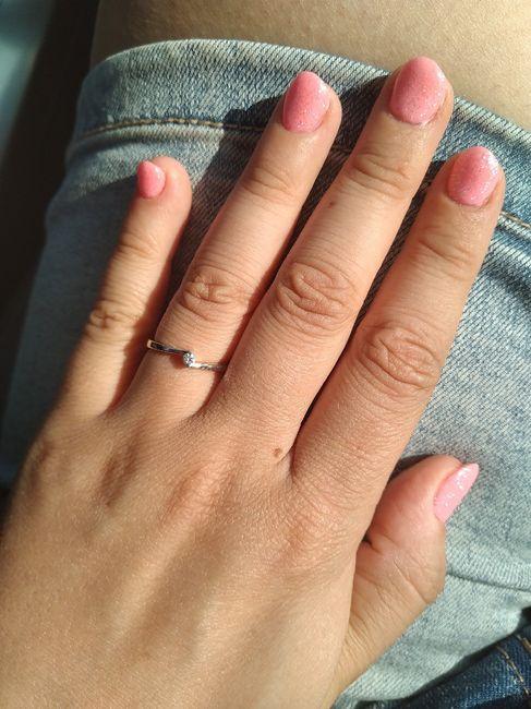 Anelli di fidanzamento 9