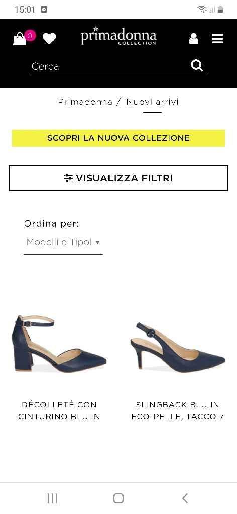 A. A. A. Scarpe blu cercasiiii - Milano - 1