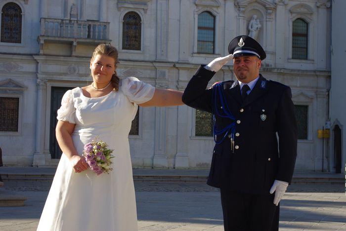 Matrimonio In Alta Uniforme : Matrimonio con picchetto pagina prima delle nozze