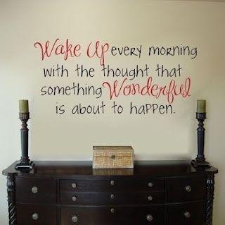 Scritte decorative sulle pareti come fare vivere - Scritte sulle pareti di casa ...