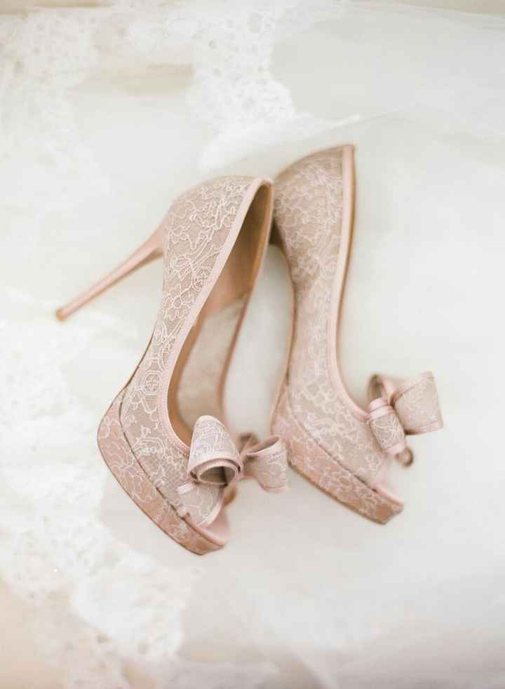 Scarpe rosa... - 2
