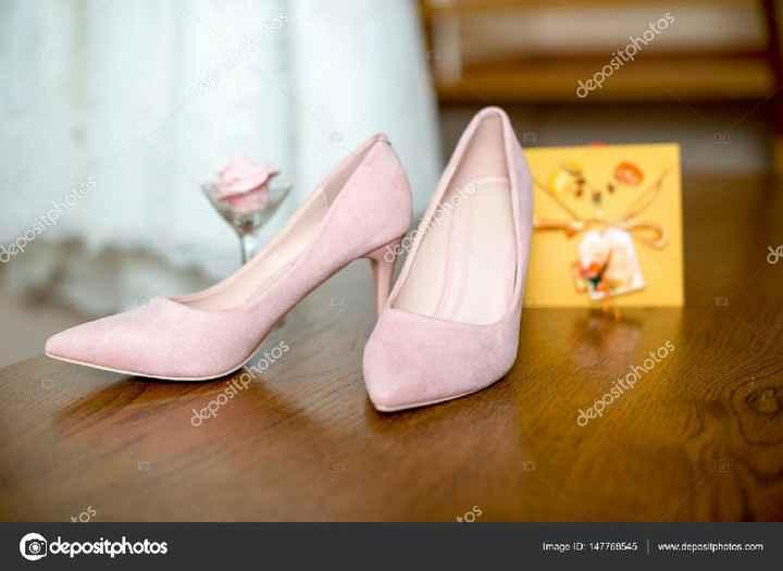 Scarpe rosa... - 5