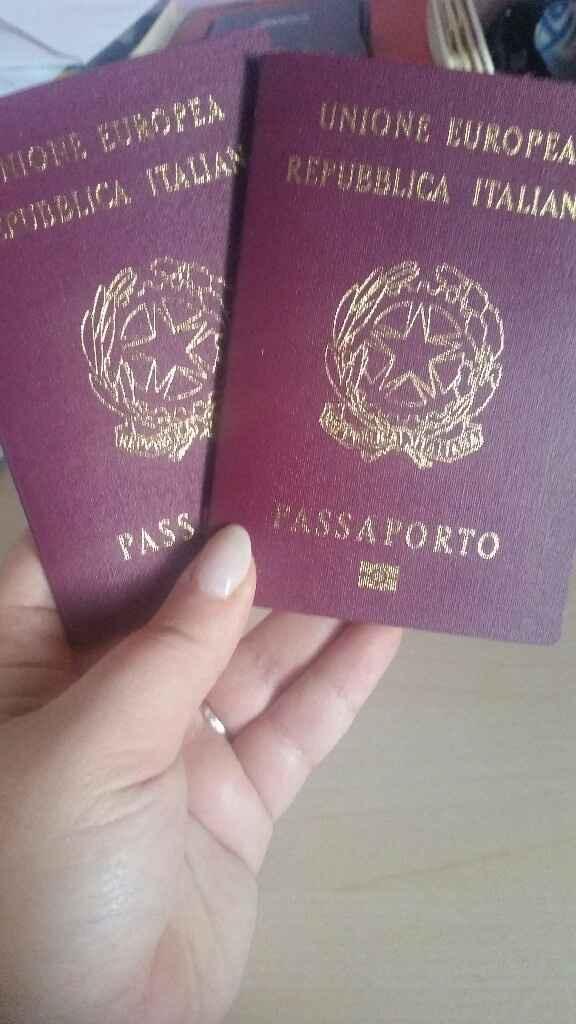 Passaporti pronti, si parteee!!! - 1