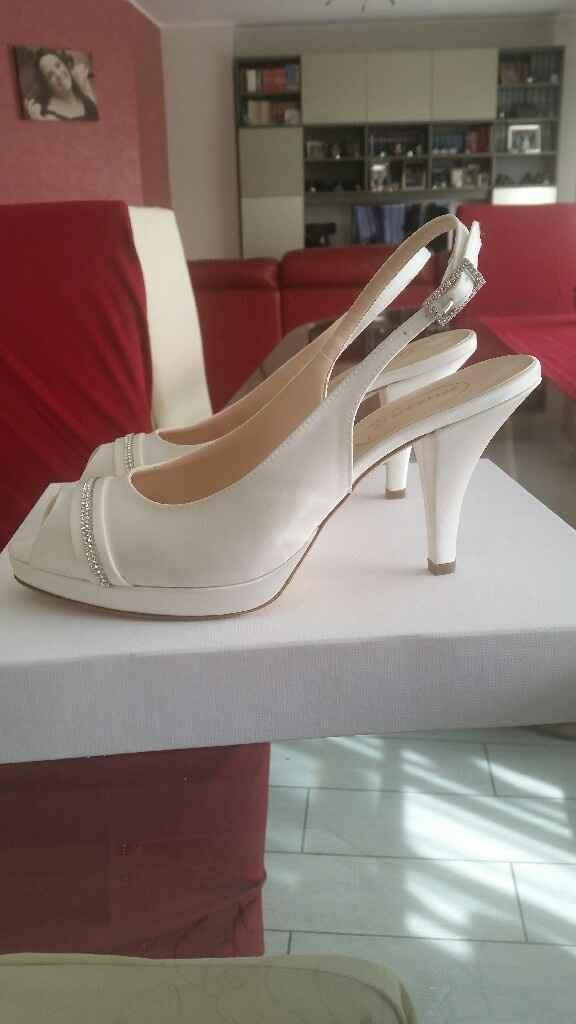 Le mie scarpe da sposa!! 😍😍😍 - 2
