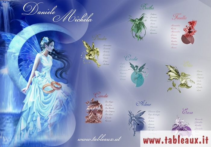 Matrimonio Tema Fate : Matrimonio fantasy pagina organizzazione