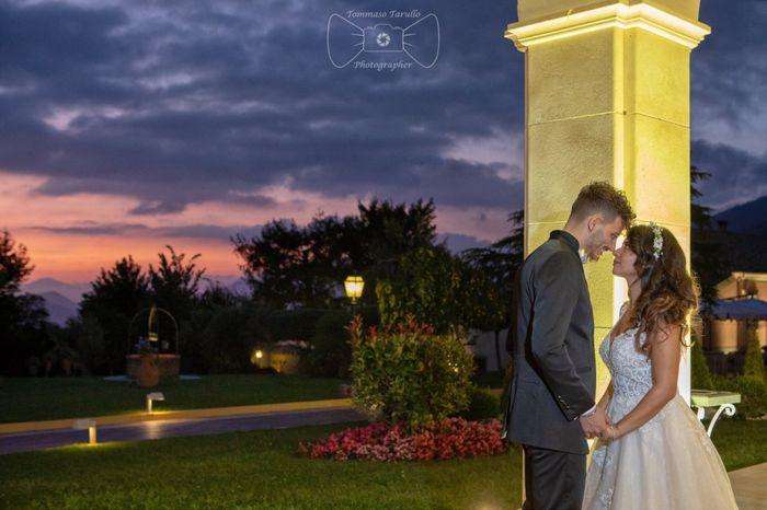 Sposi che celebreranno le nozze il 1 Ottobre 2019 - Salerno - 1