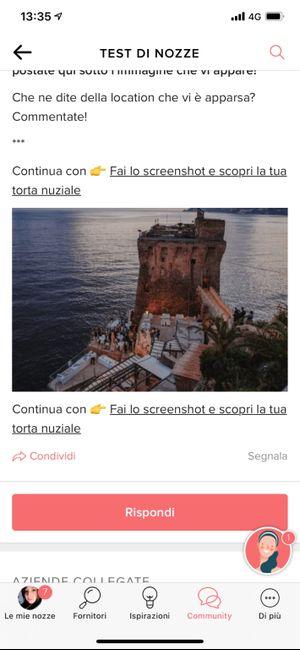 Fai lo screenshot e scopri la tua location 21