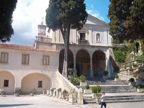 Il convento di Sant'Antonio