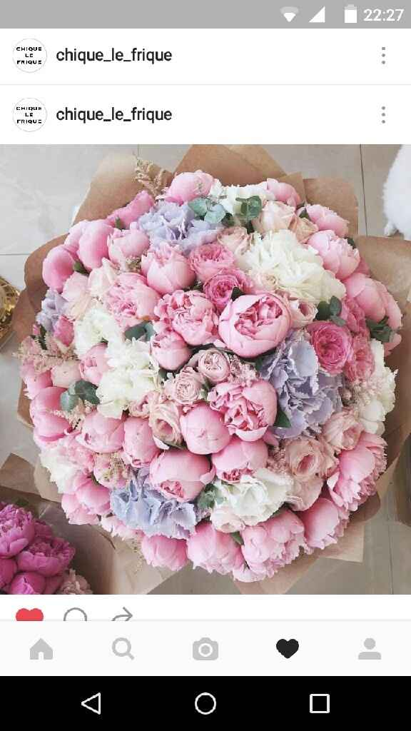 Scelta colore fiori/bouquet - 1
