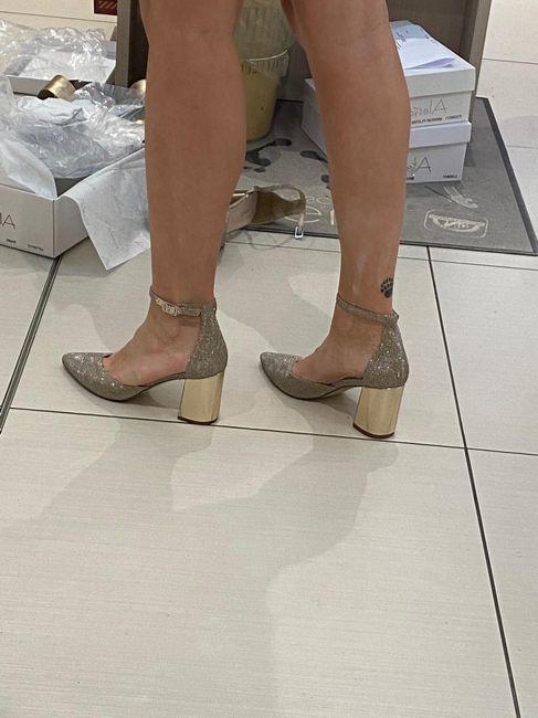 Quali scarpe preferite? 3