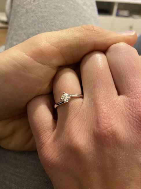 Anelli di fidanzamento - 1