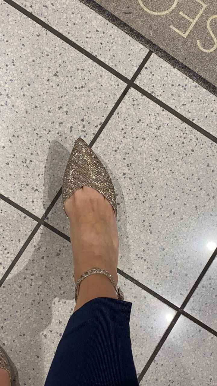 Colore scarpe sposa - 1