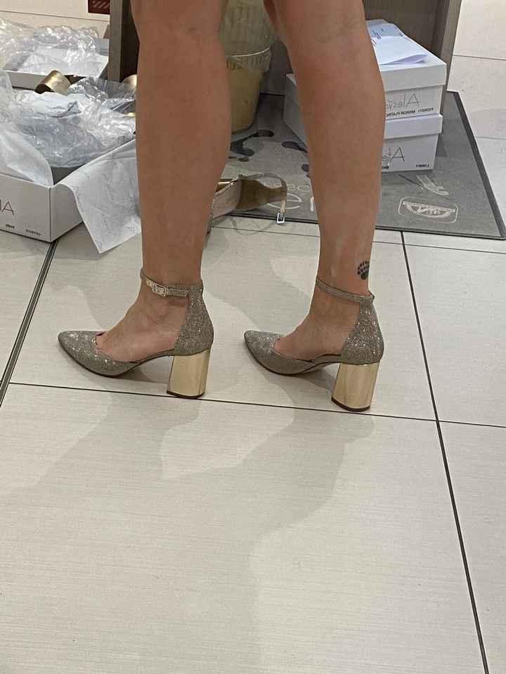Colore scarpe sposa - 2