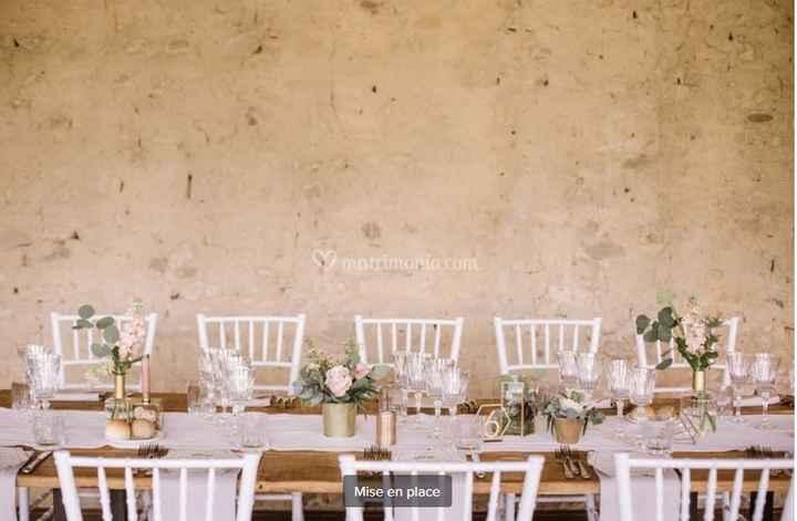 Al ristorante tavoli rotondi o rettangolari??? - 2