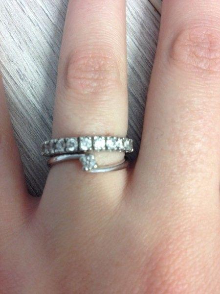 Ma voi avete l'anello di fidanzamento?? - 1