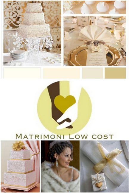 Matrimonio Tema Oro E Avorio : Allestimento oro e avorio foto nozze lazio
