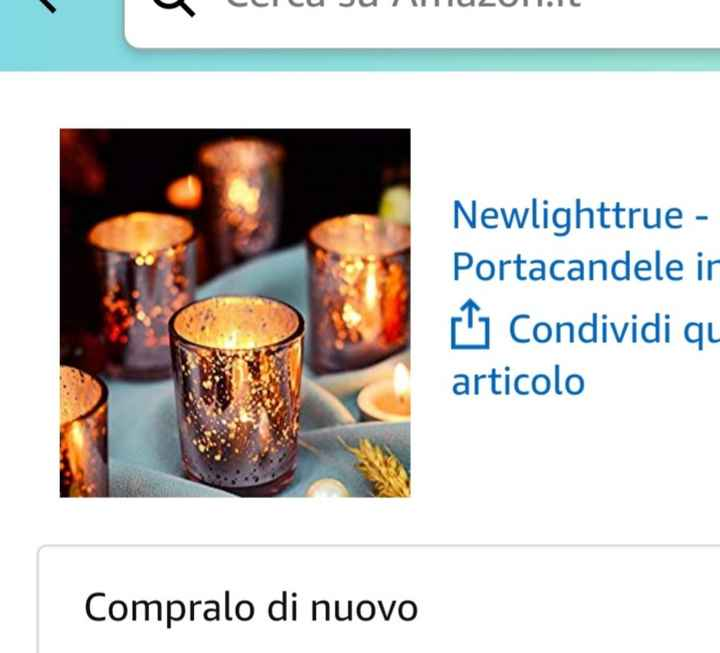Candele galleggianti - 1
