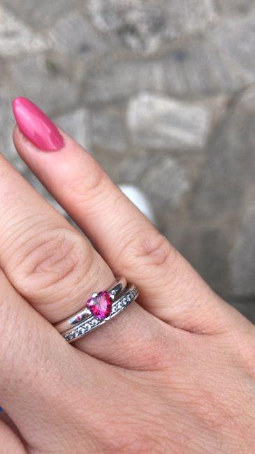 i miei anelli ! Mostratemi i vostri 💎💍❤ 23