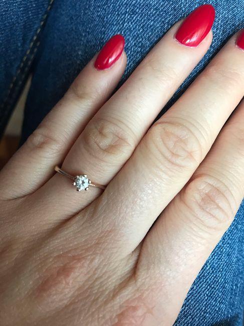 Scopri qual è l'anello perfetto per te - Il risultato 7
