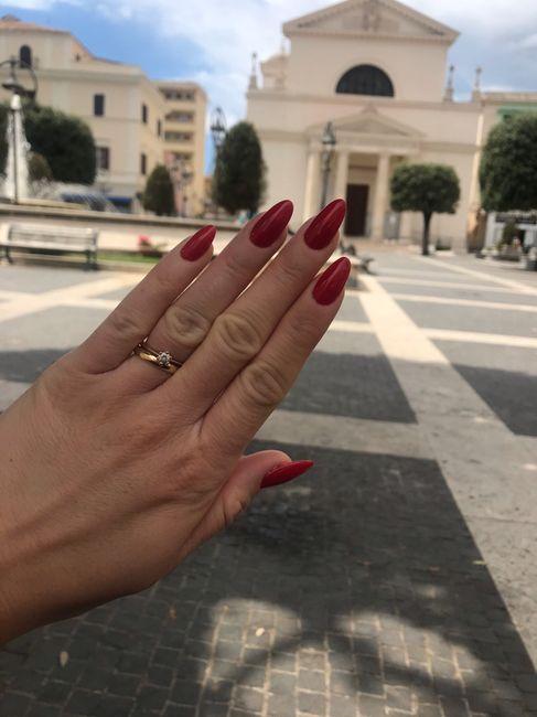 Anello di fidanzamento 💍 17
