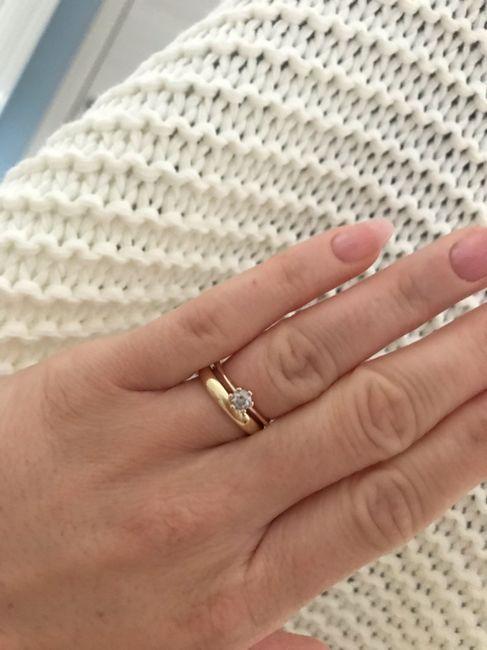 Anelli al rapporto brides 💍 5