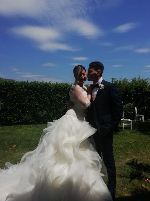 Pentite per aver fatto il matrimonio in tempi di Covid? 2