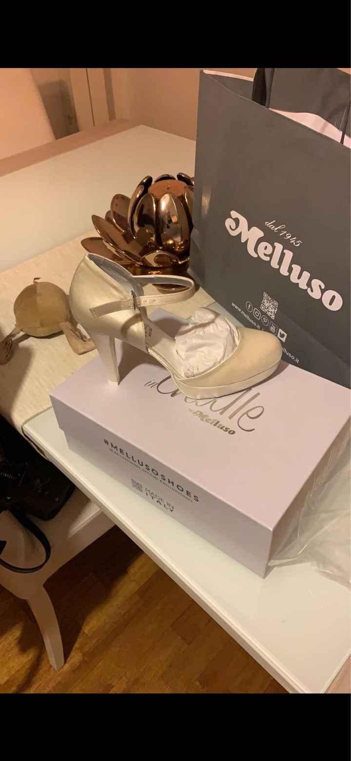 Missione scarpe con tacco comode - 1