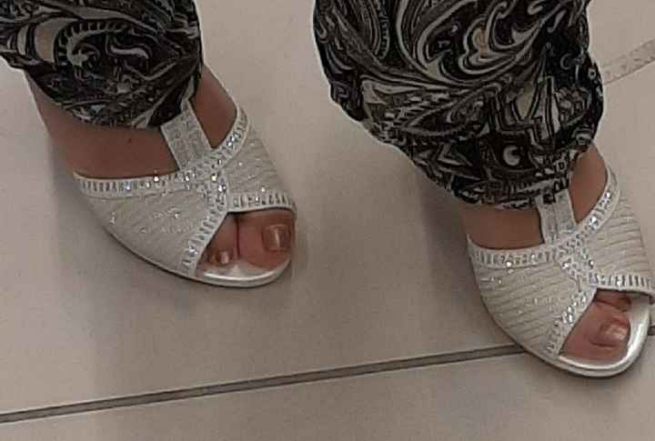 Scarpe necessariamente bianche!? - 2