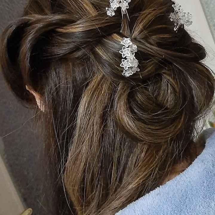 trend acconciatura sposa 👰 - 1